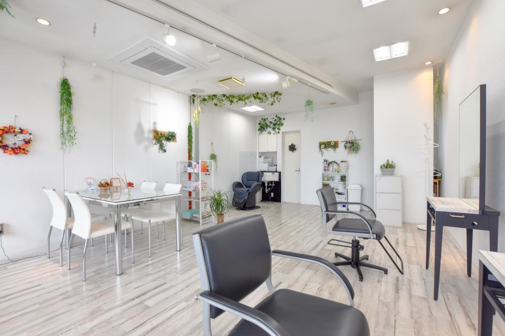 Hair Produce Belinda 昭和町 美容室 美容院 2
