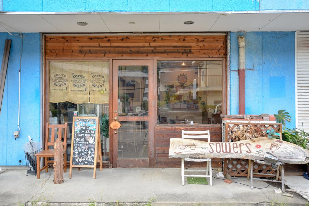 cafe sowers 都留市 カフェ/喫茶 4