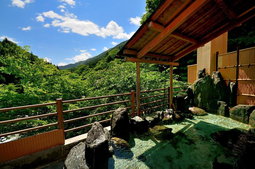 道志川温泉 紅椿の湯 道志村 遊ぶ学ぶ 3