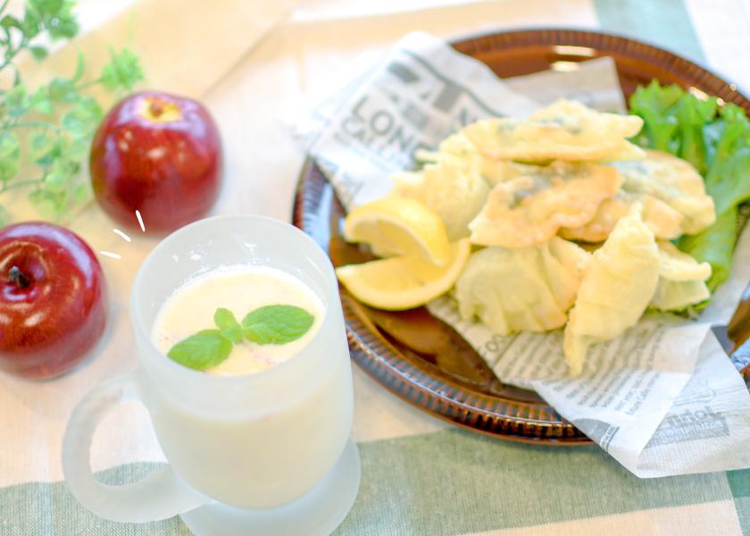 清里ミルクプラントとのコラボレシピメインイメージ