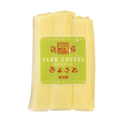 清里ミルクプラントの裂けるチーズ