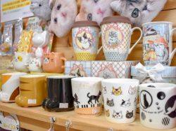 猫の雑貨とぬいぐるみのお店 くろにゃん 富士河口湖町 小物 雑貨 3