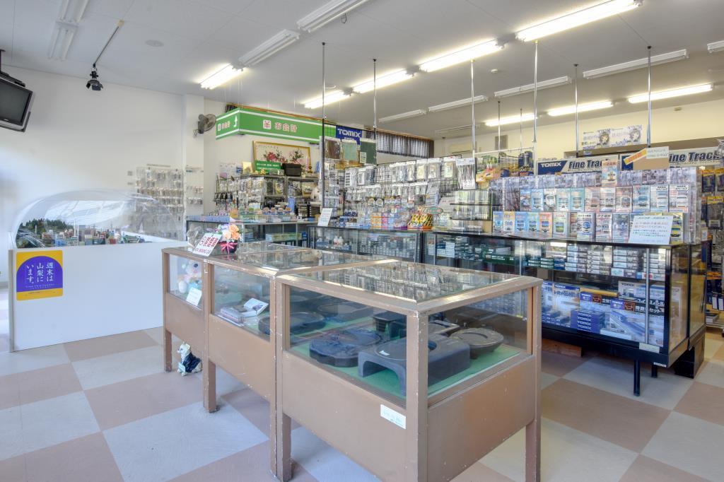 鉄道模型専門店 レール・パル351 富士川町 ショップ 2