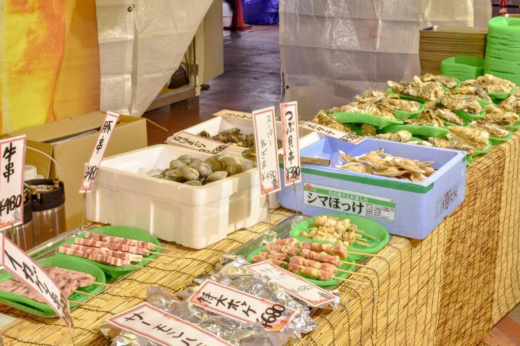 第2回 出張カキ小屋 牡蠣奉行 甲府市 イベント 3