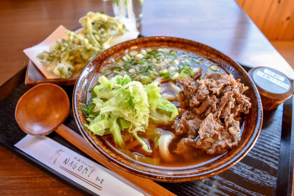 家庭Dining NAGOMI -和美- 道志村 グルメ そば/うどん 1