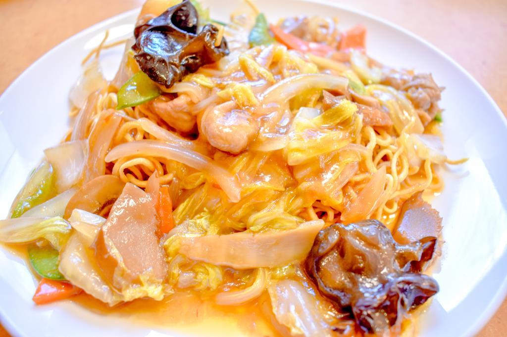 中華料理 ファミリーチャイナ 北杜市 グルメ 中華 2