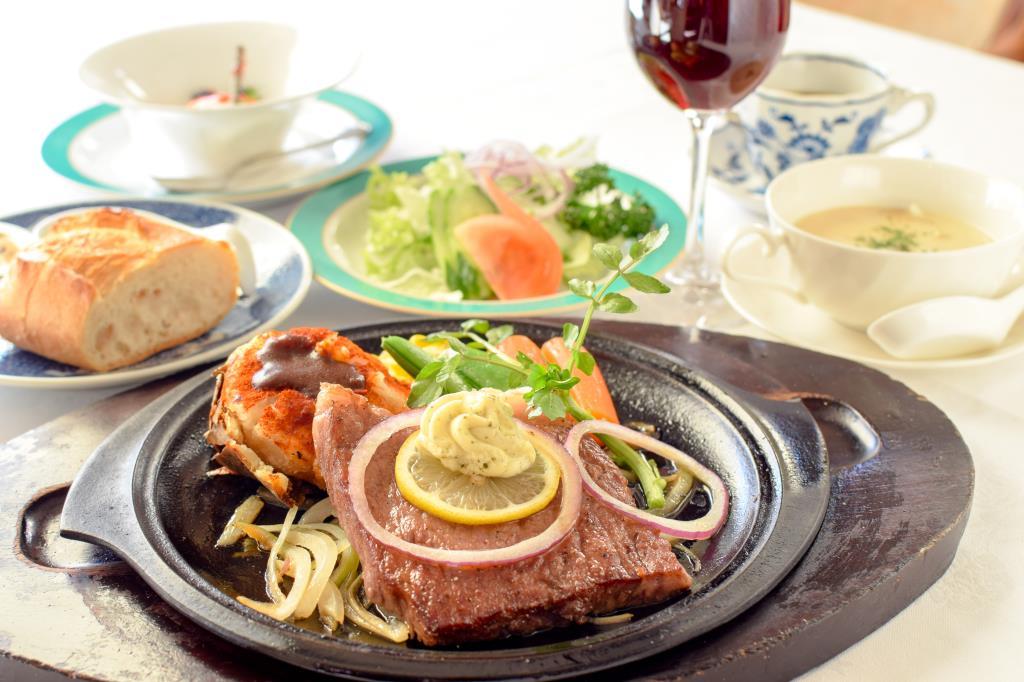 レストラン ボルドー 甲府市 洋食 2