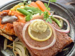 レストラン ボルドー 甲府市 洋食 1