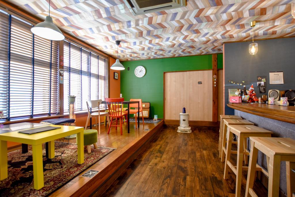 やみつきハムカツ 洋食喫茶 さはんじ 甲州市 洋食 3