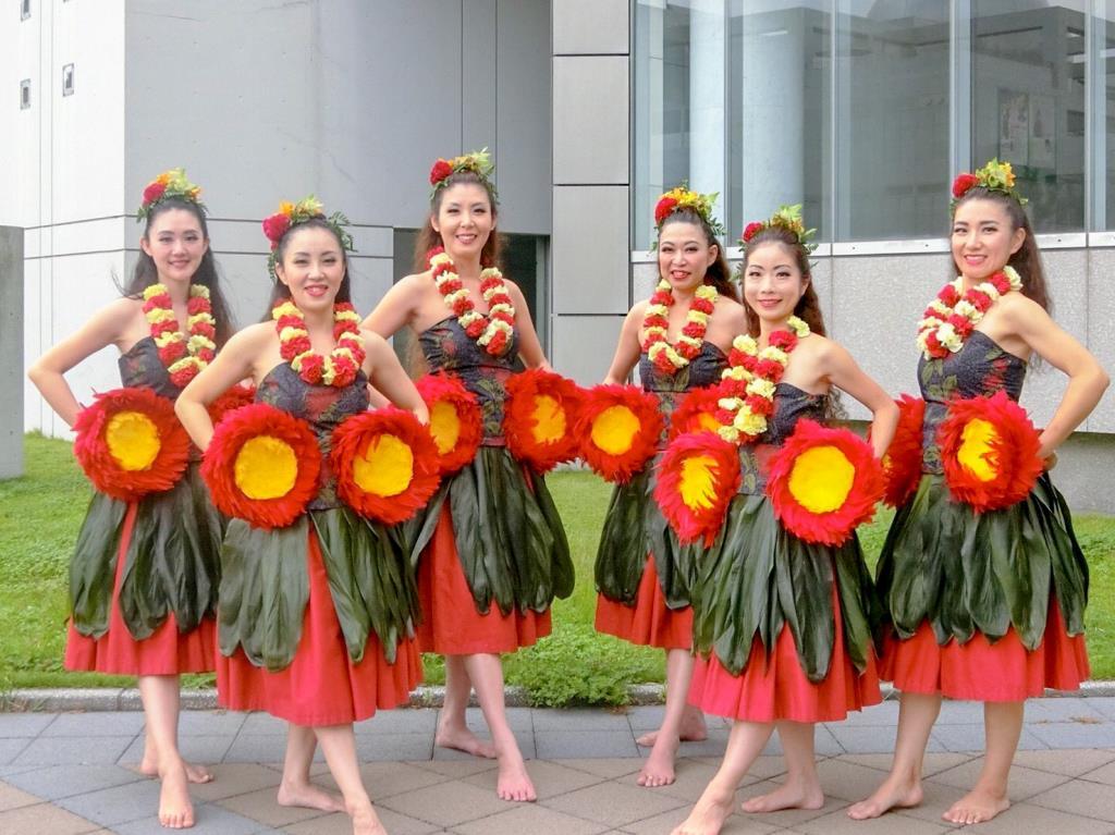 Poni Aloha Hula Studio 富士吉田 富士吉田市 遊ぶ学ぶ 5
