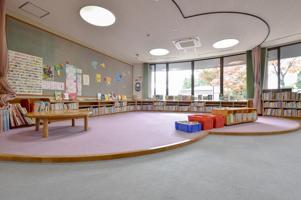 中央市立田富図書館 中央市 遊ぶ学ぶ 4
