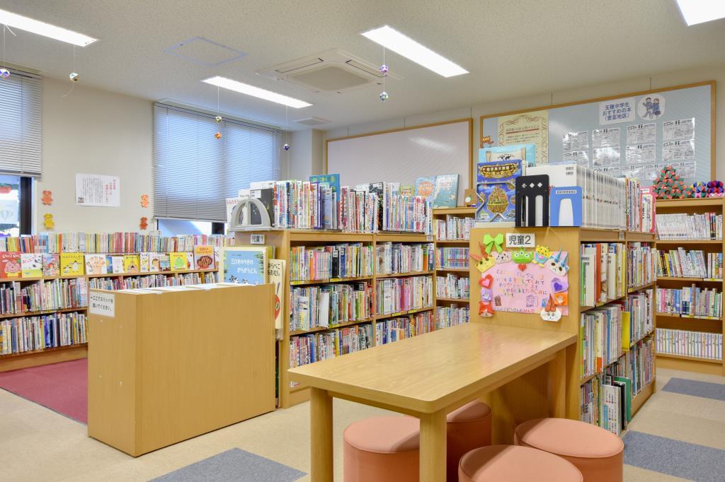 豊富図書館(分館) 中央市 文化施設 図書館 4