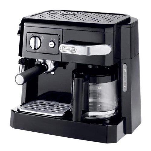 De'Longhi(デロンギ)コンビコーヒーメーカー BCO410J-B