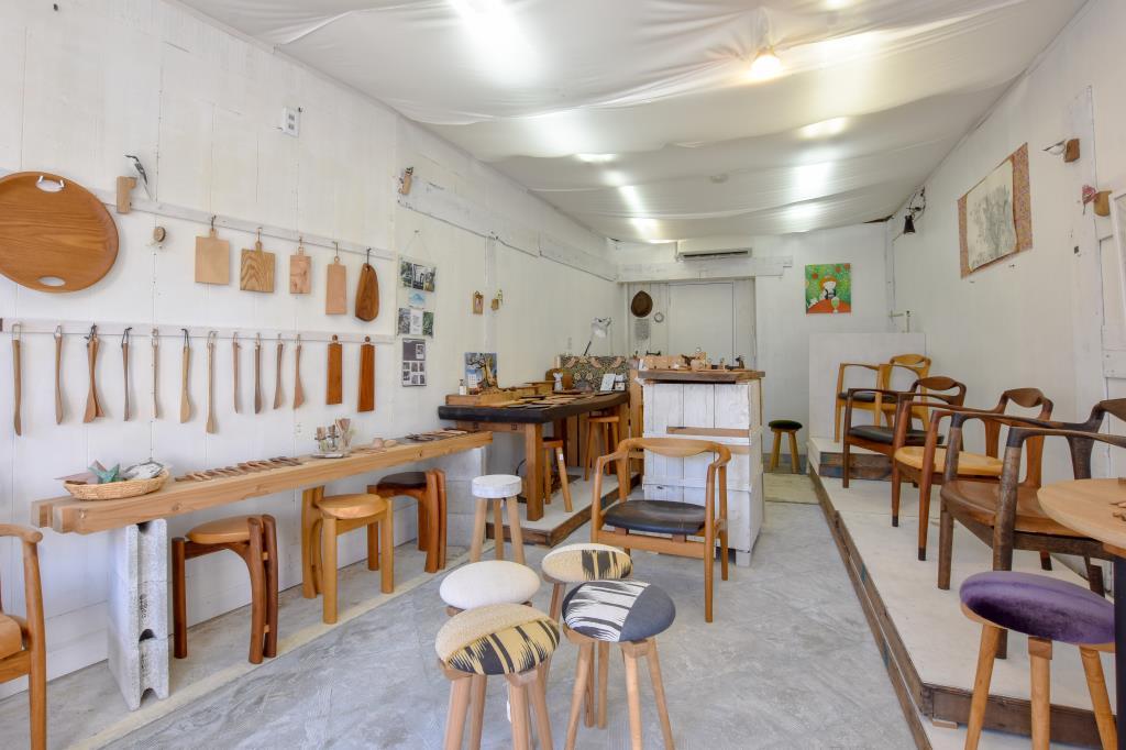 いすと木のもの abe椅子店 韮崎市 家具/インテリア 2