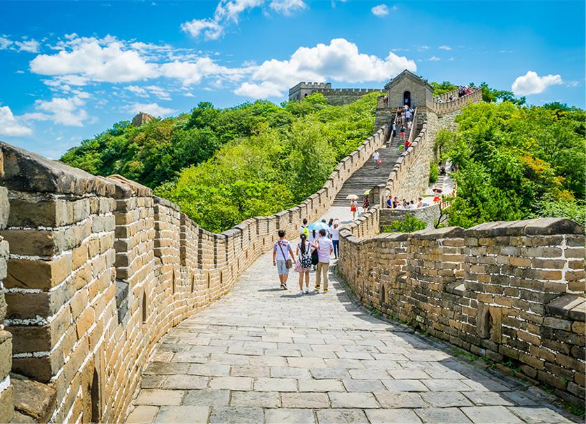 中国の風景写真