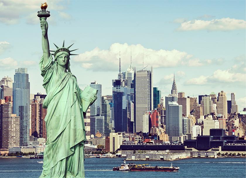 アメリカの風景写真