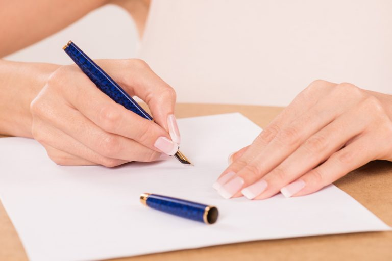 ビジネスレター・手紙のマナー
