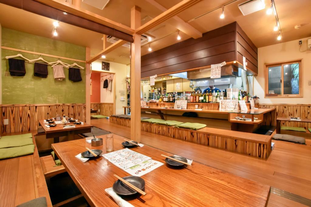 ○酉 富士吉田市 居酒屋 2