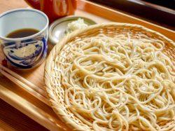手打ち蕎麦と山の食 おすくに 早川町 グルメ そば/うどん 2