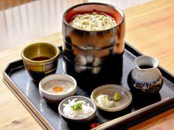 手打ち蕎麦と山の食 おすくに 早川町 グルメ そば/うどん 1