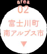 02 富士川町 南アルプス市