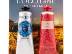 L'OCCITANE(ロクシタン)シア&ローズハンドクリームセット