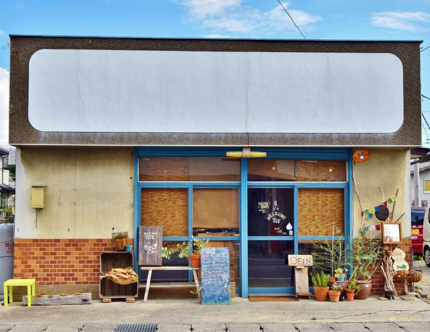 ビーガンマサラ食堂 べじ屋/Veggie Yaの外観