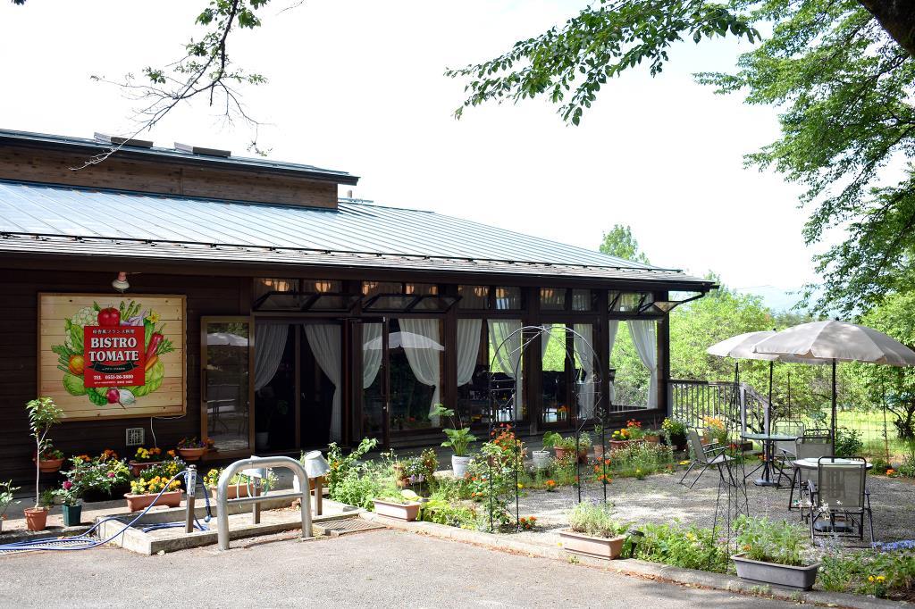 BISTRO TOMATE 北杜市武川町 洋食5