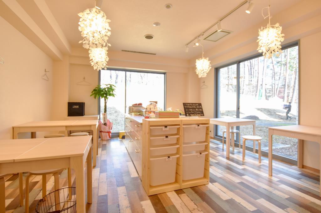 マルサマルシェクッキングスタジオ 北杜市 グルメ カフェ/喫茶 3
