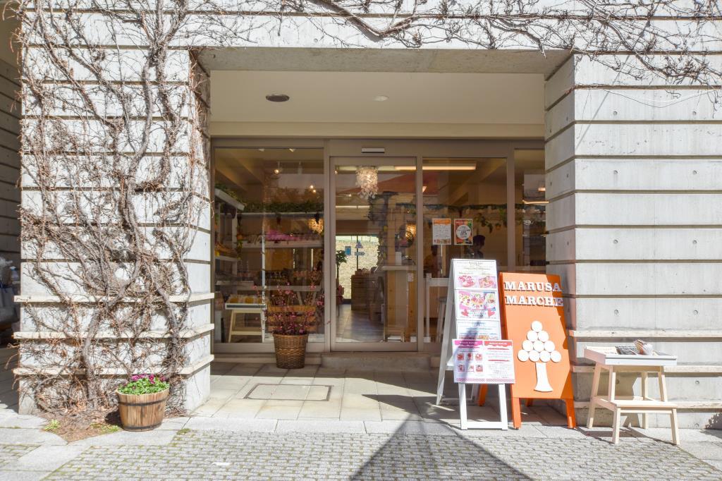 マルサマルシェクッキングスタジオ 北杜市 グルメ カフェ/喫茶 5
