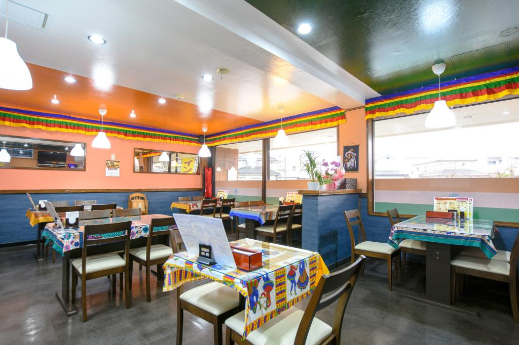 スパイスキッチンインド料理 ビンドゥ 甲斐市 グルメ 3