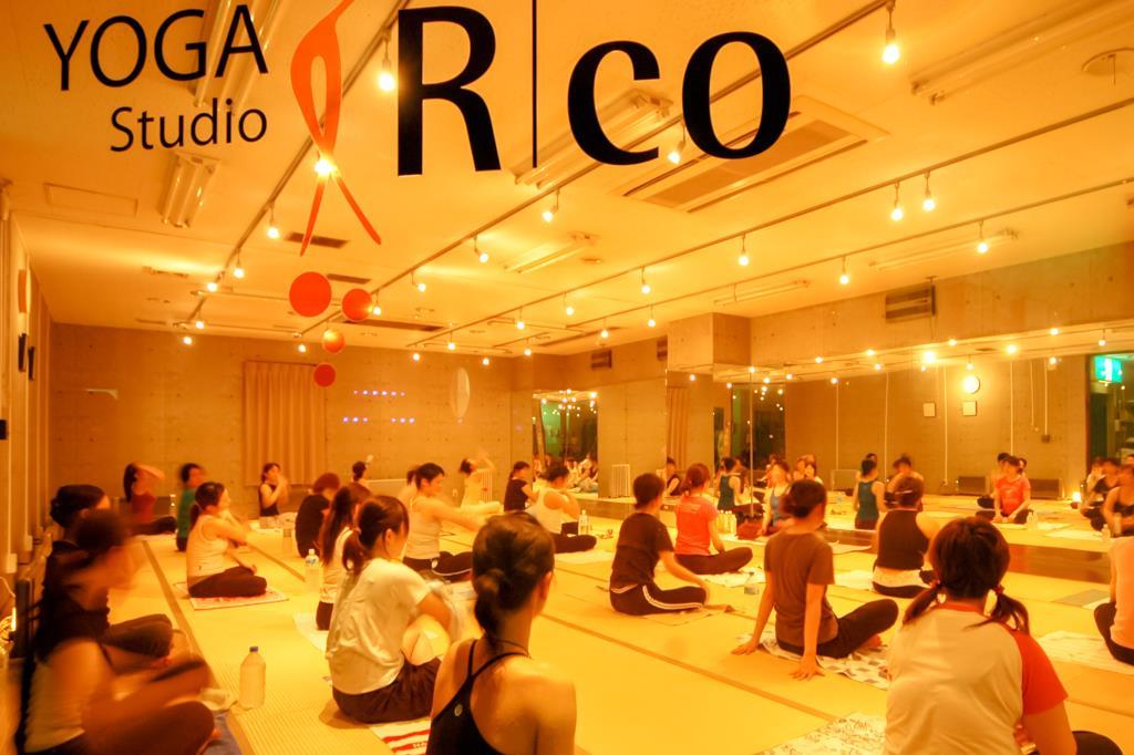 ホットヨガスタジオRICO 甲府市 フィットネス・ビューティー 5