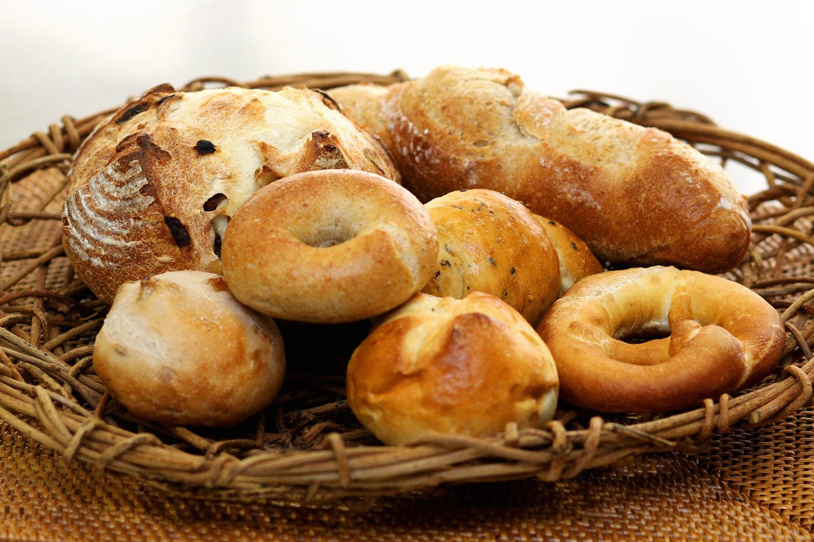 パン教室のようすの写真2