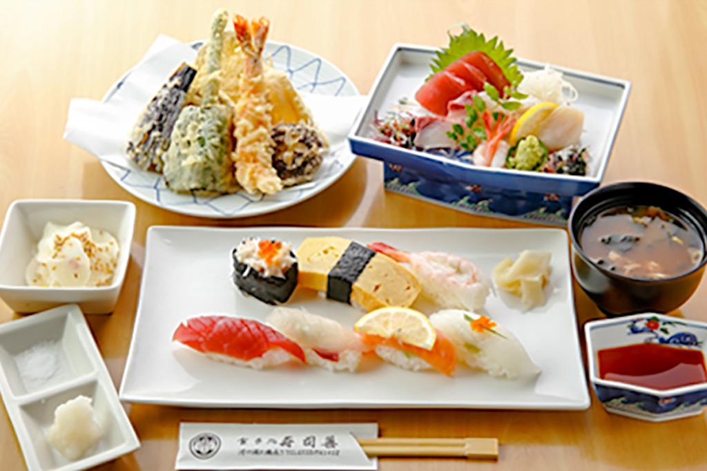 寿司善 河口湖大橋通店 富士河口湖町 和食 寿司 2