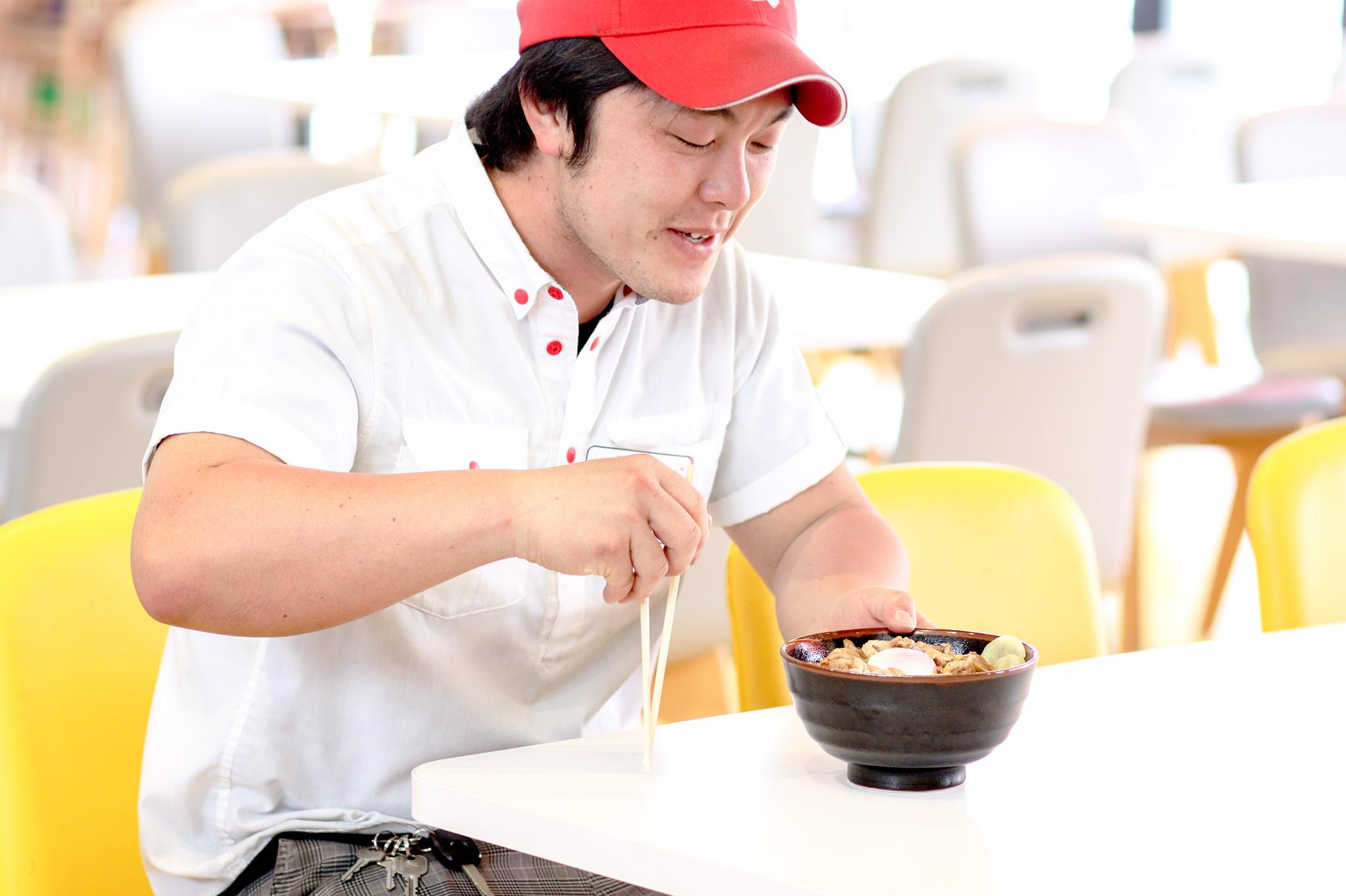 スタミナ丼1