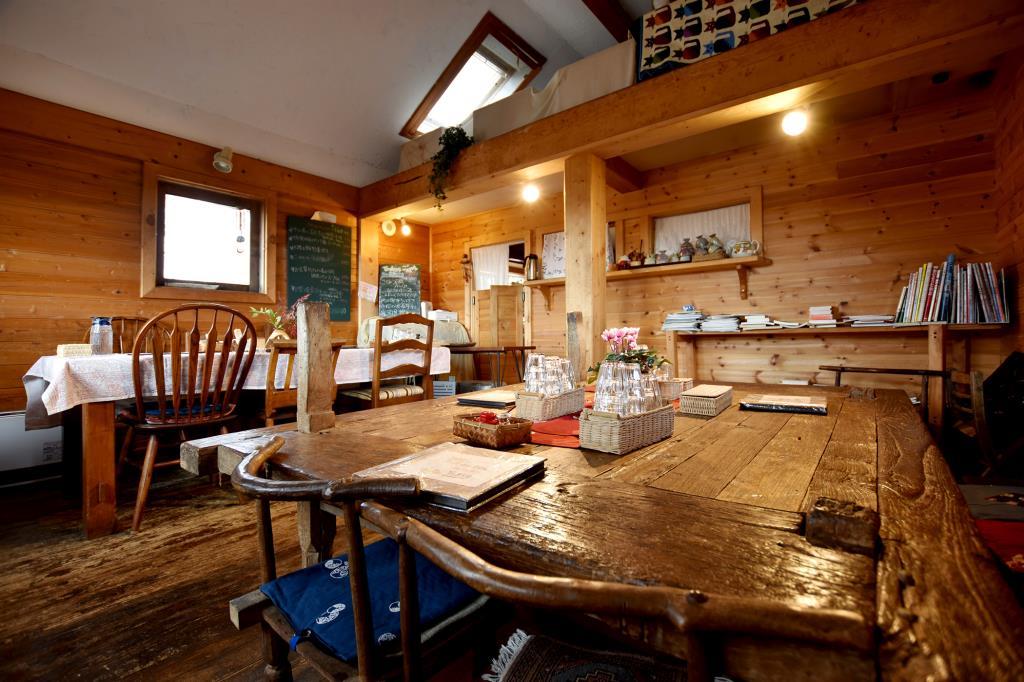 OrganicCafe ごぱん 北杜市 カフェ・オーガニック・自然食・カレー