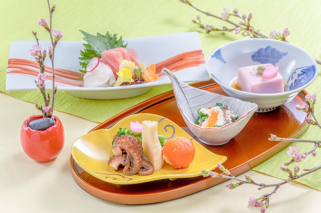 ハイランドリゾート ホテル&スパ内 日本料理 富美の里 こころぎ 富士吉田市 和食 寿司 1