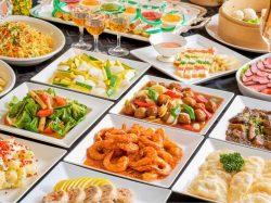 中国料理 上海菜館 ハイランドリゾート ホテル&スパ内