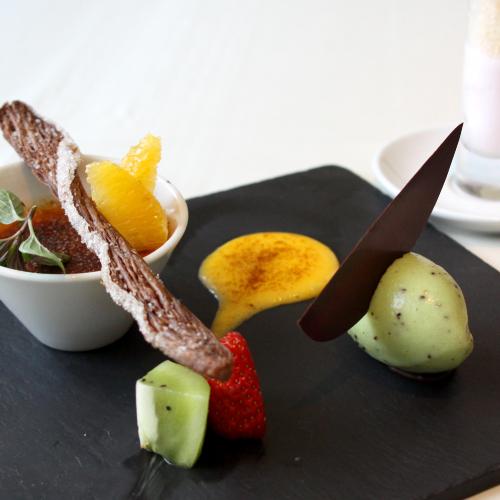 フランス料理 キュイエットギャラリー1
