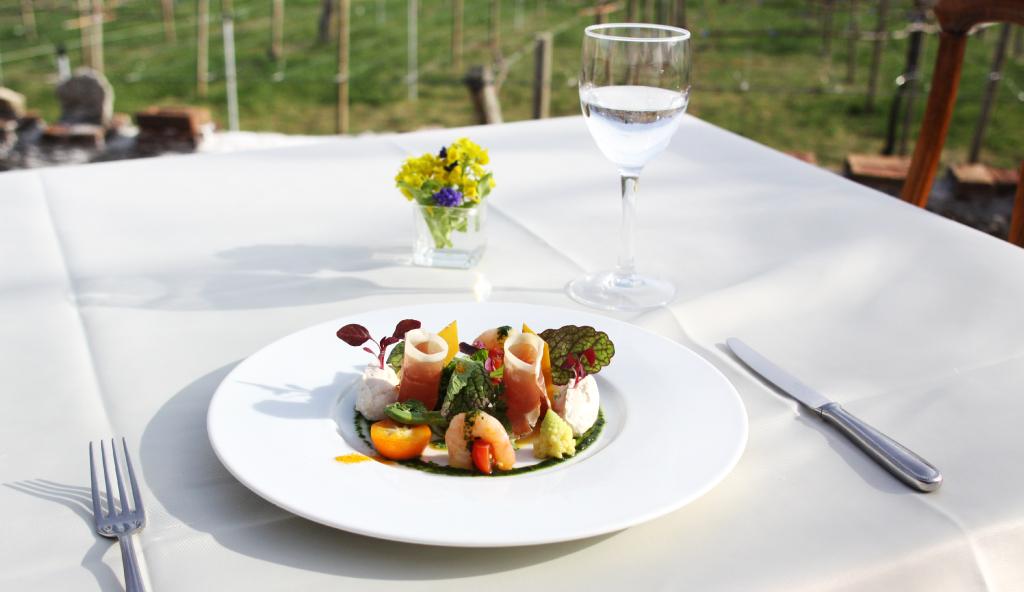 フランス料理 キュイエットメイン