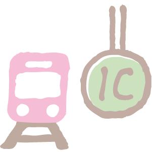 駅・ICに近い