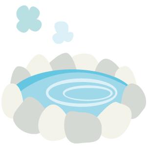 露天風呂あり