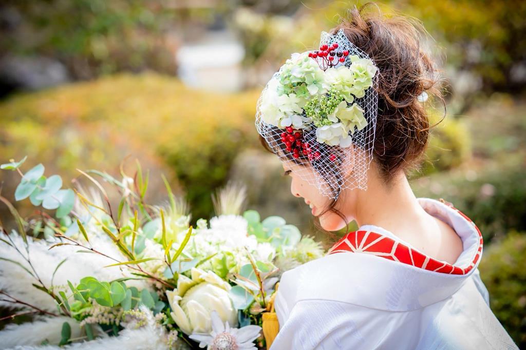 丸福衣装 Marufuku costume 富士吉田市 ウェディング 2