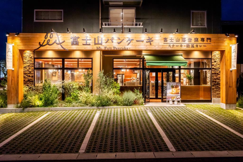 富士山パンケーキ 富士河口湖町 カフェ スイーツ 5