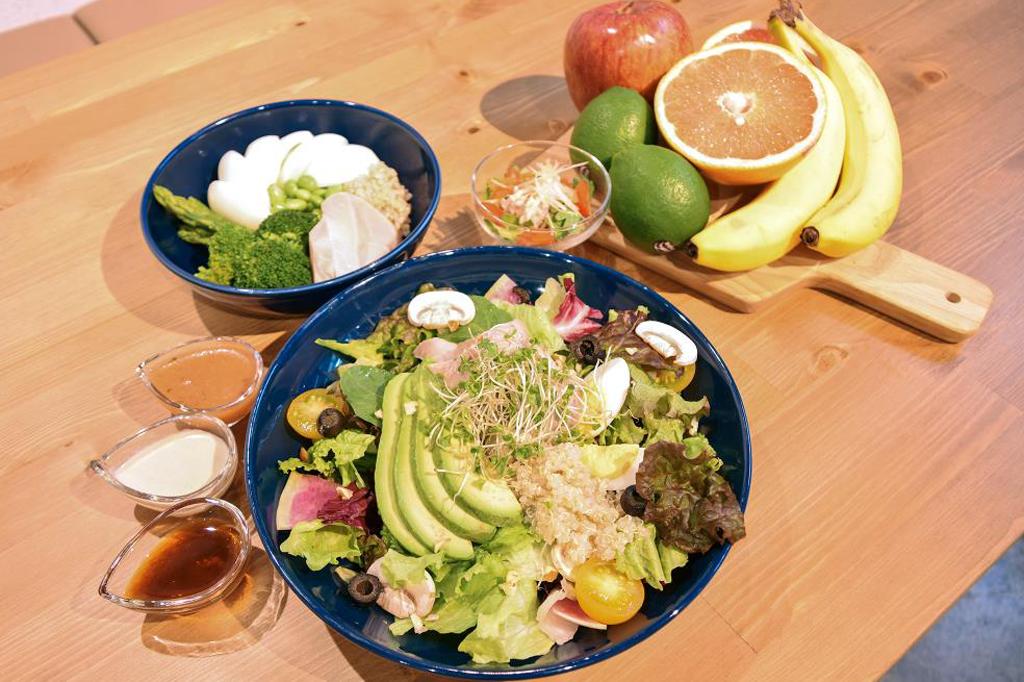 Power Eats Meat & Vegetable 甲府市 洋食 テイクアウト 2