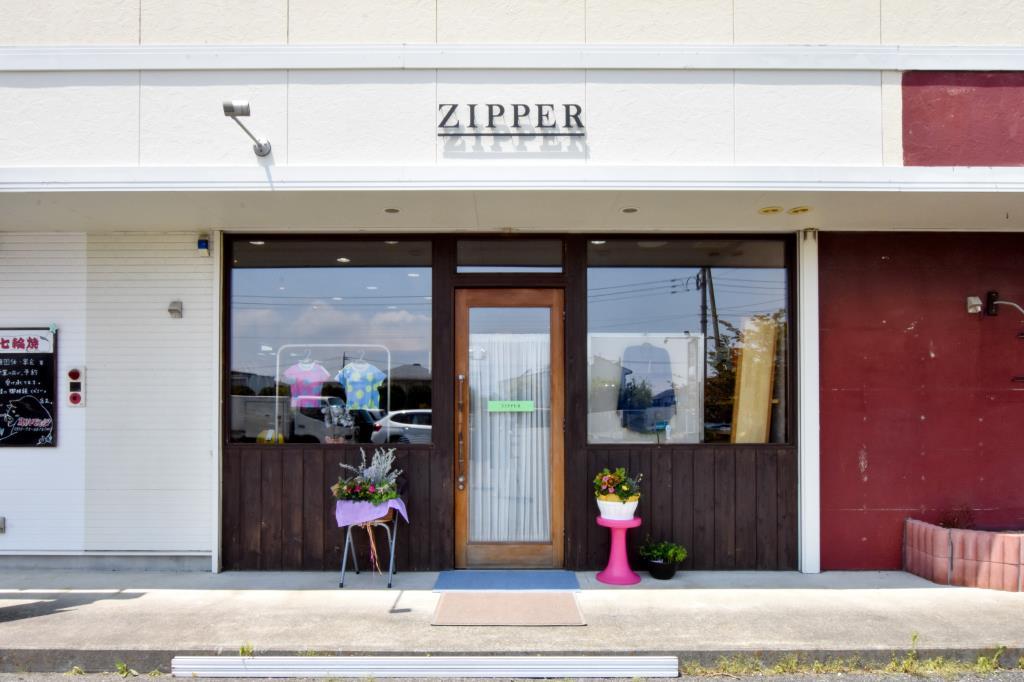 Zipper ファッション アクセサリー 富士河口湖町 1
