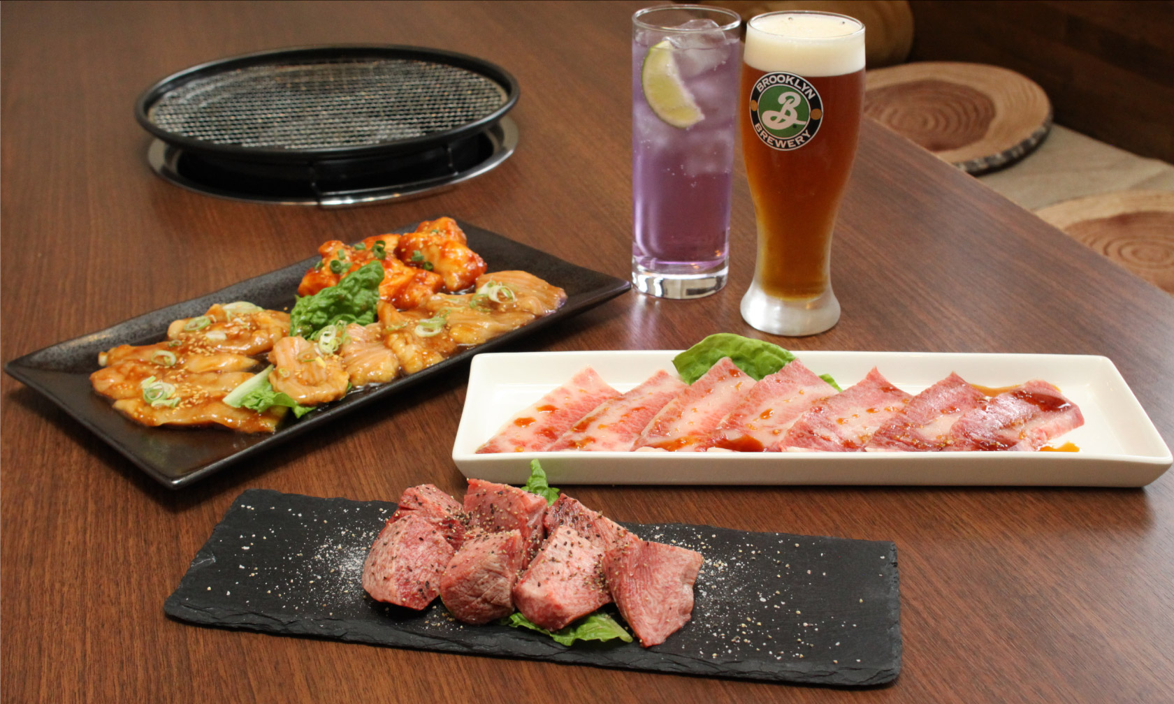 NIKUYAKI 吟興の料理写真