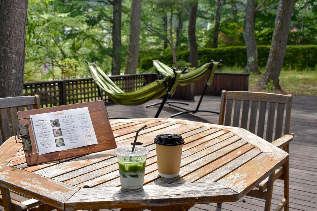 Koo cafe 山中湖村 カフェ 喫茶 2