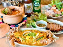 トンロー 甲府市 各国料理 タイ料理 1