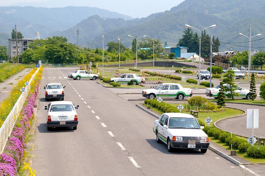 峡南自動車教習所 富士川町 免許 13